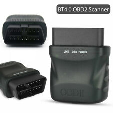 Bluetooth OBD2 OBDII Car Diagnostic Code Reader Scanner For IOS Android Windows
