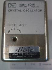 HP 10811-60111 Crystal Oscillator 10 MHz #2