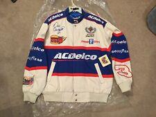 NASCAR Dale Earnhardt Jr. AC DELCO 2XL UNIFORM JACKET MINT new w/tag WINSTON CUP