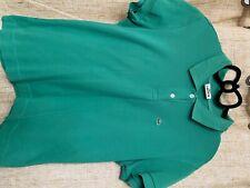 Ladies Lacoste Polo Shirt size 46
