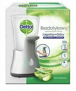 DETTOL NO touch system Brand New+ FREE GRAPEFRUIT HAND WASH 250ML