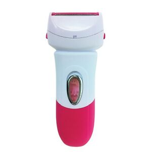 VIVITAR Silky Smooth Lady's Shaver Pink/White