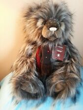 Charlie Bears - Fritz Bear - Cb201919A