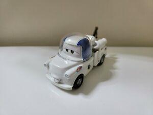 TOW MATER - Disney Pixar Cars - Plastic - Nasca Nasa Space Astronaut Car 1:55