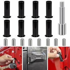 Door Pin Guides Hinge Liner & Bushing Removal Tool for 07-19 Jeep Wrangler JK JL