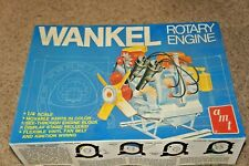 AMT Wankel Rotary Engine with Moveable Parts, 1/4 Scale, OPEN BOX SUPER RARE.