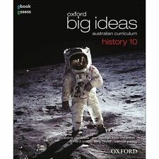 Oxford Big Ideas History 10 Australian Curriculum Student Book + Obook/Assess by