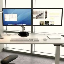 Humanscale M8 Dual Monitor lcd Arm for upto 24 screen desktop monitor mount