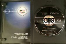 2008 08 CADILLAC ESCALADE NAVIGATION DISC CD DVD # 25853487 OEM MAP DISK GPS