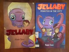LOT OF 2 - Jellaby: Monster in the City , Soo, Kean