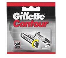 GILLETTE CONTOUR 5 RICARICHE - 1 CONFEZIONE