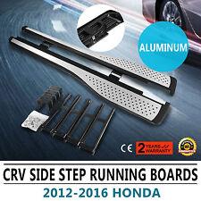 FOR Honda Crv 2012-2016 OEM Style Exterior Running Boards Side Steps And Bars