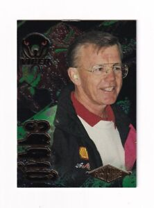 1996 Viper BLACK MAMBA 1ST STRIKE NUMBERED PARALLEL #34 Joe Gibbs #076/499