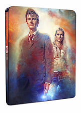 Doctor Who Series 2 (Limited Edition Steelbook) [Blu-Ray]