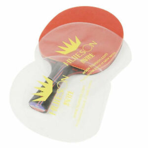 8PCS Transparent Non-sticky Plastic Table tennis Rubber Protective Film