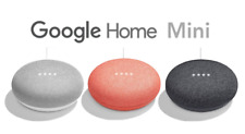 GOOGLE HOME MINI-CHARCOAL PERSONAL ASSISTANT THE GREATEST AI