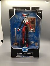 DC Multiverse ~ 7-INCH HARLEY QUINN (DC REBIRTH) ACTION FIGURE ~ McFarlane Toys