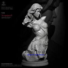 Wonder Woman 1/24 Resin Kits Unpainted GK Unassembled 55mm Figure TD-2773