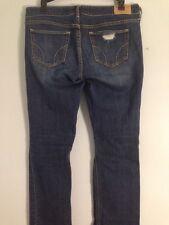 HOLLISTER Boot Cut Jeans Sz 7 L