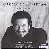 Carlo Colombara Sings Arias - Carlo Colombara Sings Arias - CD
