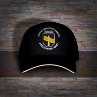 Philippines Army Special Operations Command SOCOM Embro Cap Hat