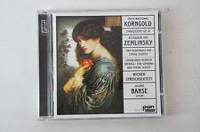 Zemlinsky - Korngold, Works for String and Soprano, CD (Box 55)