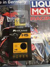 MIDLAND H5 VIDEOCAMERA ACTION CAM MOTO BIKE SCI MP4 FULL HD WIFI FULL HD