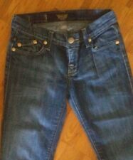 Rock & Republic R&R Kasandra boot cut medium wash jeans denim embellished  25