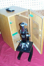Old Monolux Microscope Model No 720332 6020 Vintage Lab Laboratory Scientists