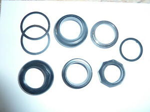 "Vintage YST Evolution MTB BMX Bicycle Headset 1-1/4"" Rare Classic BMX Parts NOS"