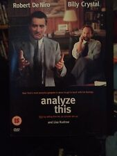 Analyze This (DVD, 2000)