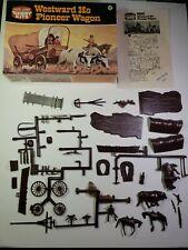 Model Kit Westward Ho Pioneer Wagon