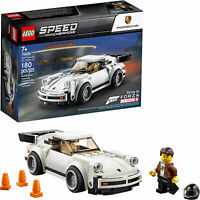 LEGO 75895 Speed Champions 1974 Porsche 911 Turbo 3.0 Building Kit (179 Pieces)