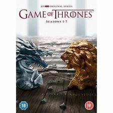 Game of Thrones Season 1-7 Region 2 DVD Box Set - 2017