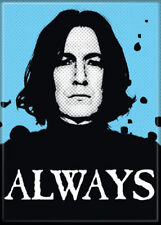 "Harry Potter Photo Quality Magnet: Professor Snape ""Always"""
