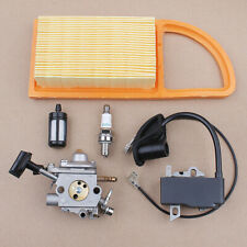 Ignition Coil Kit for Stihl BR600 BR500 BR550 42824001305 Carburetor Leaf Blower