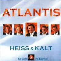 Atlantis Heiss und kalt (#mcpcd158.899) [CD]