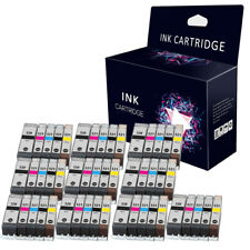 50 Ink Cartridges for Canon IP3600 iP4600 iP4700 MX860 MP560 MP620 MP630 MP640