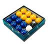 Aramith Blue and Yellow Pool Balls 2 Inch Set - UK Genuine Ball Set