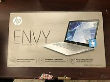 New 15 HP Envy Laptop Core i7 HD IPS 8GB Intel 1TB As014wm Touch Screen 10 6500U