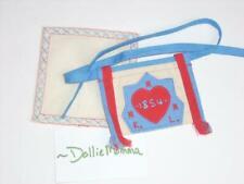 American Girl Kirsten Meet Hankie & Spoon Bag Accessories Retired Handkerchief
