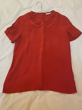 Marcs red top AU size 10