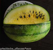 Wasser-Melone SWEET SIBERIAN für kalte Sommer * 5 Samen
