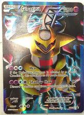 Pokemon Team Plasma Giratina FULL ART BW74 Promo Card