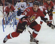 Mark Borowiecki Signed 8x10 Photo Ottawa Senators Autographed COA