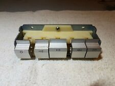 PIONEER CT-F1000 Stereo Cassette Control Button Assembly