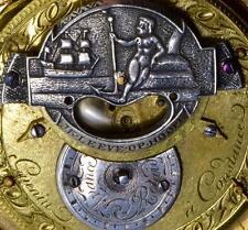 MUSEUM Memento Mori Skull Verge Fusee CALENDAR,FAUX PENDULUM Doctors's watch