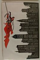 SPAWN #312D  Incentive Todd McFarlane Virgin Variant Cover