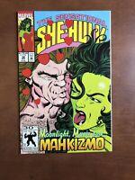 Sensational She-Hulk #38 (1992) 9.2 NM Marvel Key Issue John Byrne Comic Book