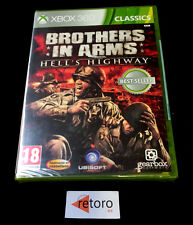 BROTHERS IN ARMS HELL'S HIGHWAY Xbox 360 PAL-España Español NEW xbox360
